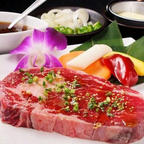 質の良いお肉をリーズナブルに提供