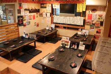 西所沢 ダルマっくす  店内の画像