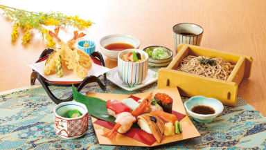 和食麺処サガミ五個荘店  こだわりの画像