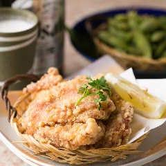 九州産鶏の唐揚げ