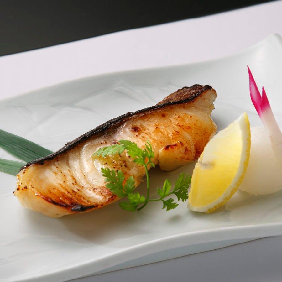 【定番の旨さ】 銀鱈粕漬け焼き