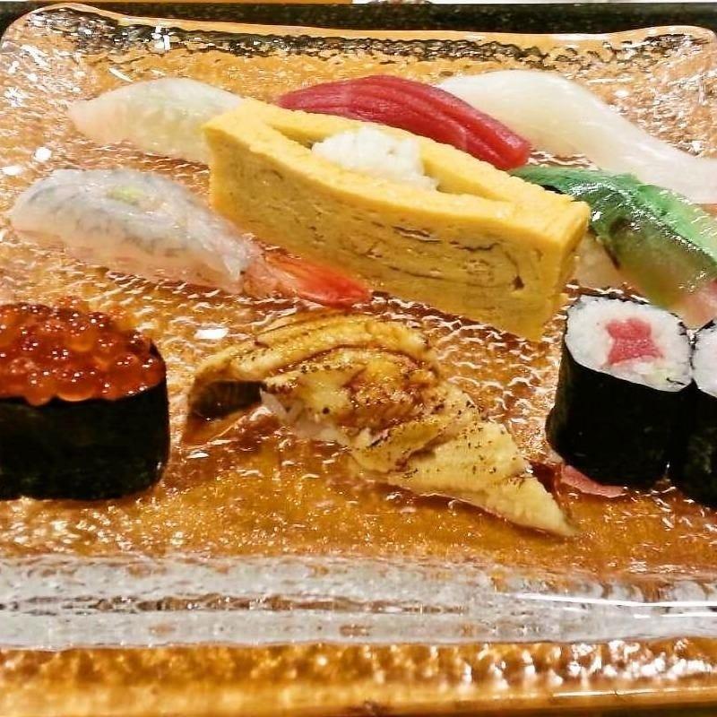 【寿司】並・上・特上~寿司会席まで