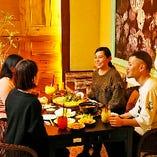 〈ベトナム旅行気分〉 リゾート気分のパーティーが楽しめます♪