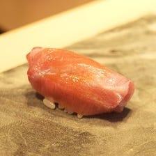 伝統ある江戸前鮨を大切に・・・