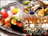 厳選された旬の食材×寿司職人の技。