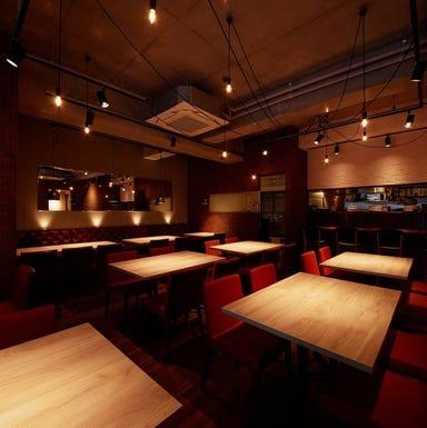 北海道厳選食材 肉ビストロNOR  店内の画像