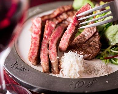 北海道厳選食材 肉ビストロNOR  コースの画像