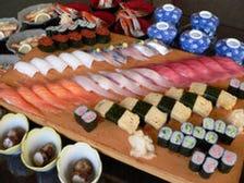 3代続く老舗の本格的な江戸前寿司