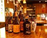 《焼酎&日本酒も多彩♪》 ひたち野うしくの酔い処♪