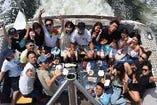 仲間と楽しむ夏のBBQクルーズ
