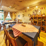 テーブル個室【4〜22名様×1部屋】プライベート感満載!グループのパーティーに最適