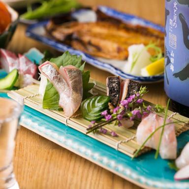 日本酒と地肴 東海酒場 BONBAR  コースの画像