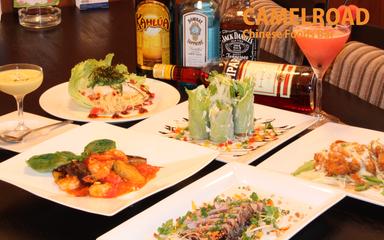 Chinese foods bar CAMEL ROAD(キャメルロード)  コースの画像