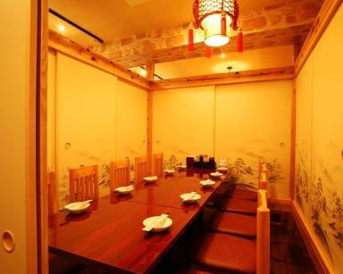 香港居酒屋 龍記 東京店 店内の画像