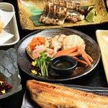 新鮮旬魚をたっぷり使用した宴会コースは、満足高い内容です!