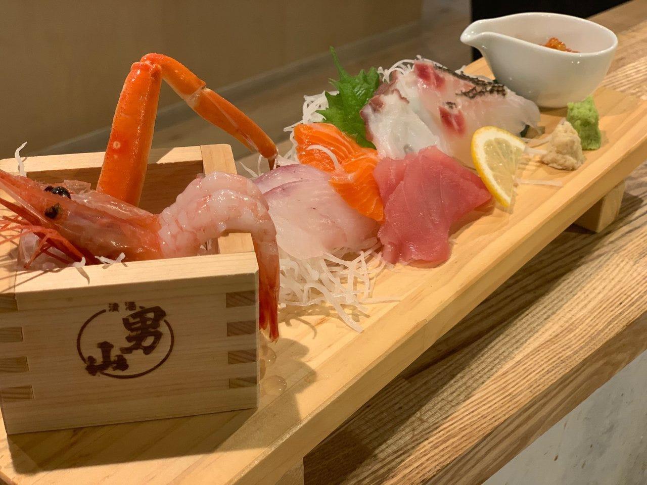 【漁港直送鮮魚】8点盛り500円★