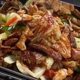ふらの家焼き「北海道肉祭り」