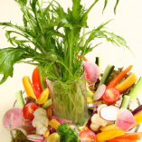 旬の富良野プレミアム野菜サラダ