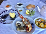 海鮮フルコース(限定5食)