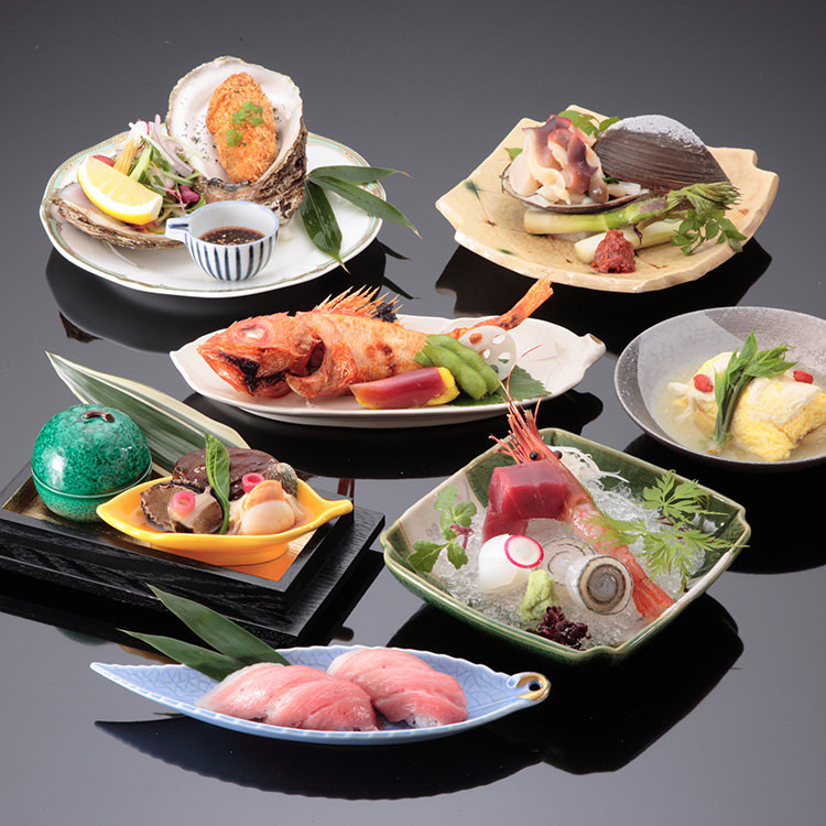 酒菜コース〈全5品〉宴会・接待・個室