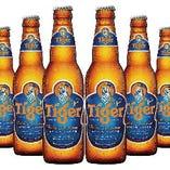 タイガービール(瓶)