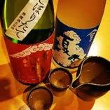 人気の日本酒はすぐ無くなるのでお急ぎを!