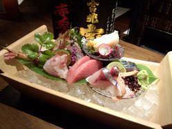 松江海鮮市場 鮨 主水‐もんど‐ メニューの画像