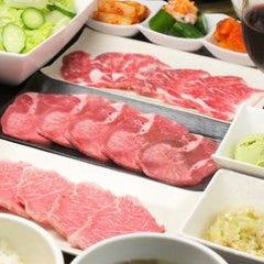 厳選黒毛和牛 焼肉いわい 調布店 コースの画像