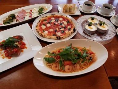 ITALIAN COURT  コースの画像
