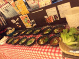 人気沸騰中!!渋谷のド真ん中で充実ランチビュッフェ♪980円