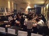 夜景を愉しみながらサムギョプサル食べ放題宴会!!個室あります
