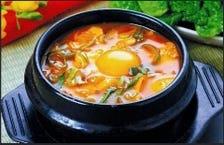 純豆腐(スンドゥプ)チゲ鍋 <2人前>