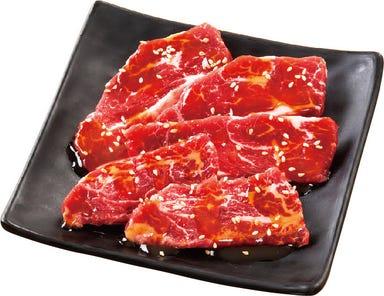 薩摩産直 炭火焼肉うしかい 東住吉店 メニューの画像