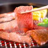 美味しいお肉を炭火でさらに美味しく!