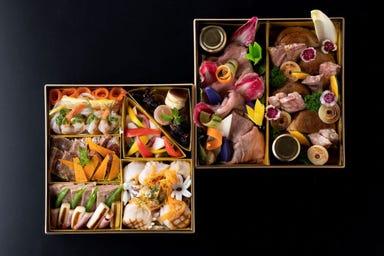 フランス料理 パルテール  コースの画像