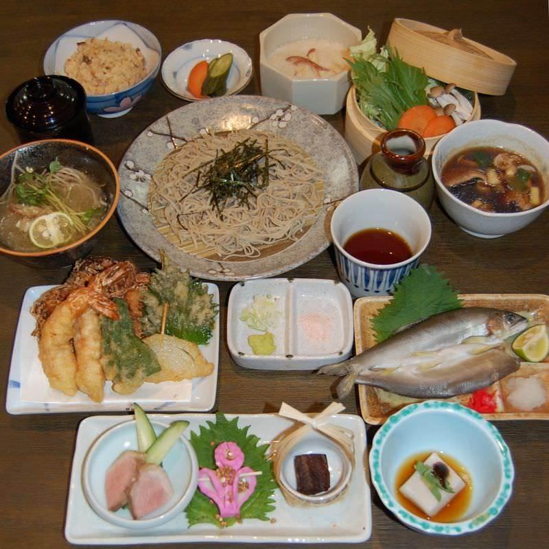◆お食事会等におすすめのコース料理