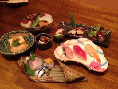 Japanese Dining 幸喜  コースの画像