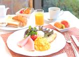 洋朝食 アメリカンブレックファースト