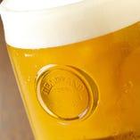 ◆生ビールはキリンのハートランド!仕事帰り1杯に是非♪