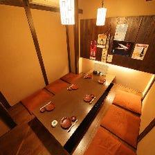 ◆西日暮里の接待利用に!~6名様個室
