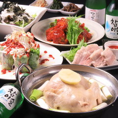 韓流創作居酒屋 鶏韓(タッカン) 宮崎店