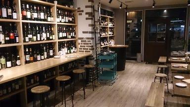 表町のワイン酒場 ハビタットダイニングバル 店内の画像