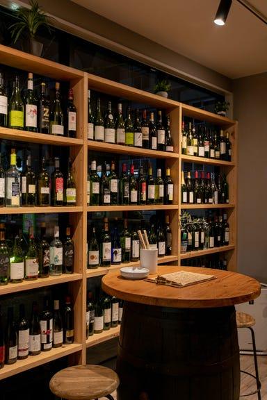 表町のワイン酒場 ハビタットダイニングバル コースの画像