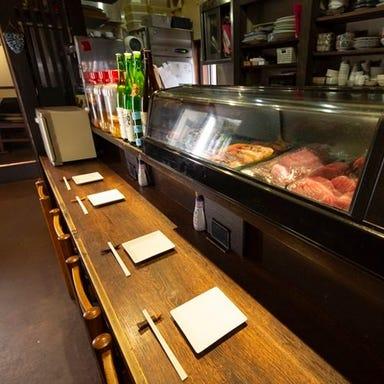 酒菜や まつ  店内の画像