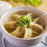 特製銀スープの炊き餃子