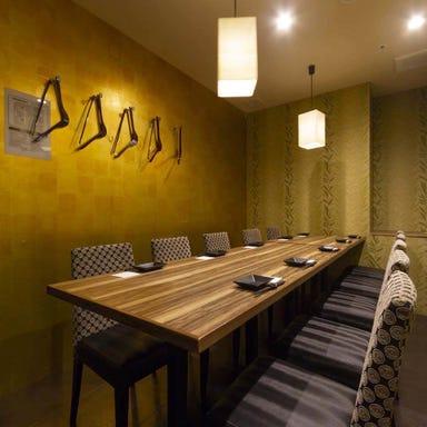 全席個室 楽蔵‐RAKUZO‐ あべのごちそうビル店 店内の画像