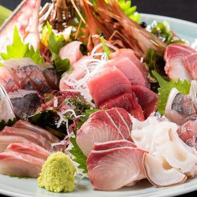 駿河湾直送の朝どれ鮮魚 桜坂 綱島 メニューの画像