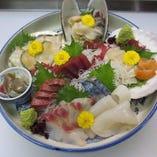 三陸の旬の新鮮な海鮮をご用意しております!