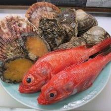 今が旬の魚を厳選仕入れてます