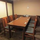 【個室】6名×5部屋!扉を開ければ30名様までの大口宴会可能な個室空間に!